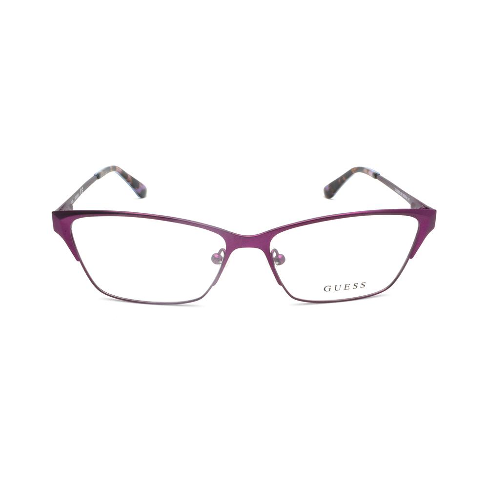 Γυναικεία γυαλιά οράσεως μεταλλικά GUESS GU2605 082. - Eye Wear by ... 33287bfd3ac