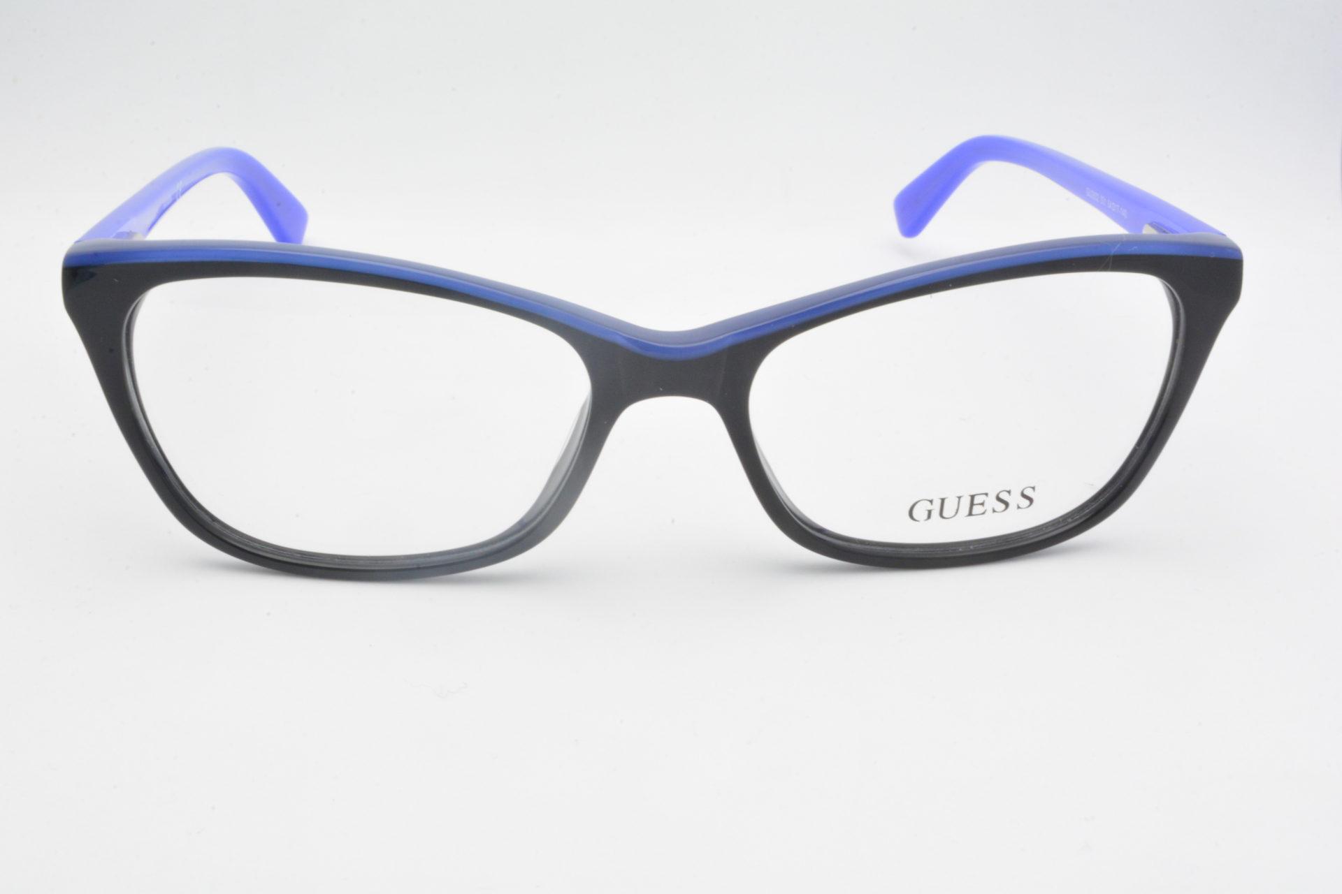 Γυναικεία γυαλιά οράσεως GUESS GU2602 001 - Eye Wear by Tayeb Varnakioti d2cd91d1598