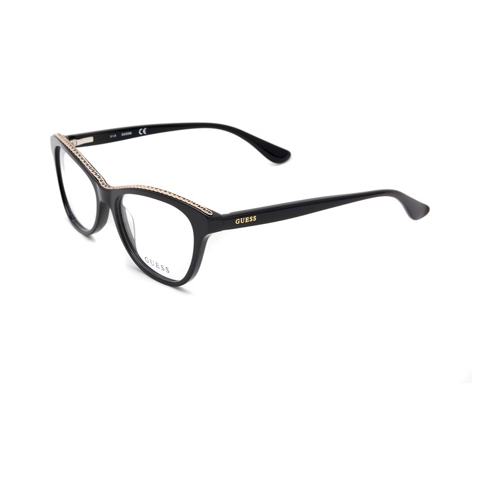 Γυναικεία γυαλιά οράσεως κοκκάλινα GUESS GU2624 005 - Eye Wear by ... f38e4c6f396