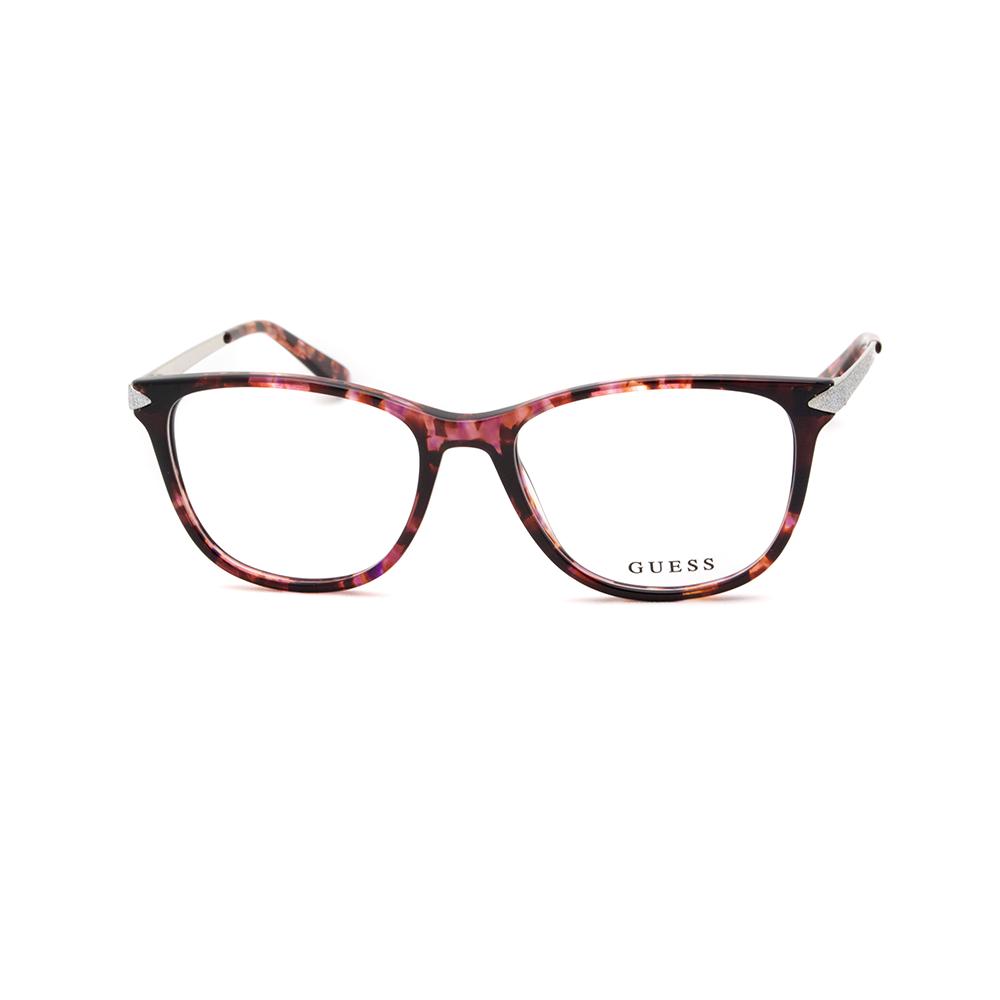 Κοκκάλινα γυαλιά οράσεως GUESS GU2684 074. €151.00 €105.70. Κοινοποίησε το.  1 3b32ffb7cc6