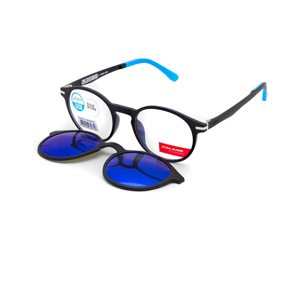 38a2c8e4d7 Γυαλιά οράσεως unisex SOLANO CL90066 B MIRROR - Eye Wear by Tayeb ...