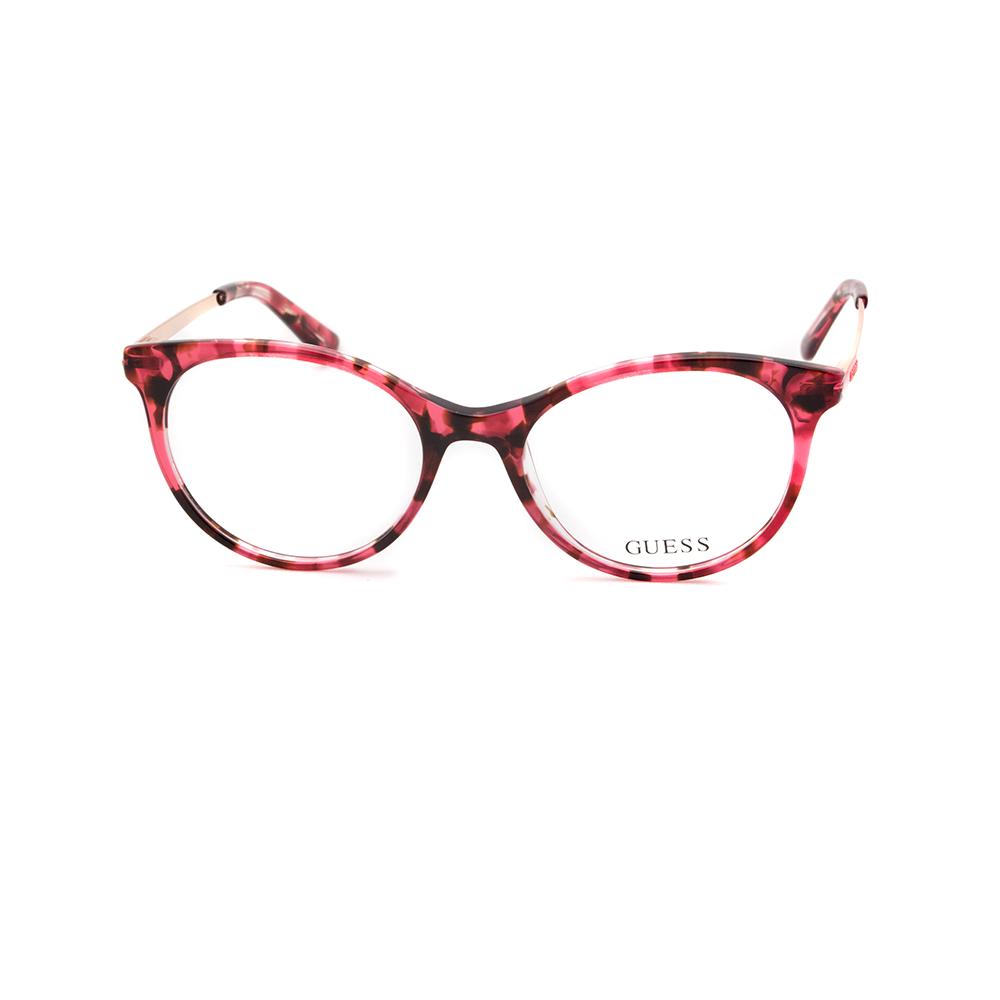 Γυναικεία γυαλιά οράσεως κοκκάλινα GUESS GU2680 074 - Eye Wear by ... 9227a93b018