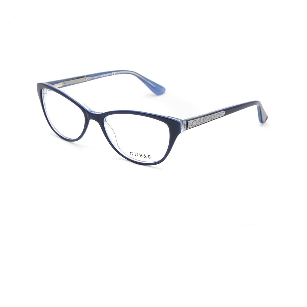 Γυναικεία γυαλιά οράσεως κοκκάλινα GUESS GU2634 090 - Eye Wear by ... 58c132adb97